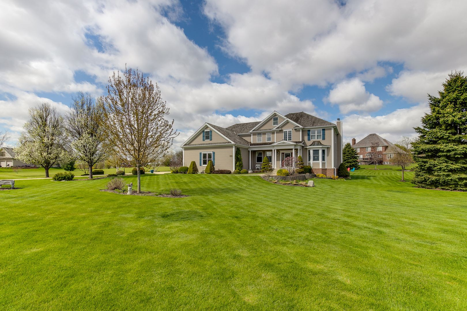 8219 Country Shire Lane, Spring Grove, IL 60081 - #: 10651377