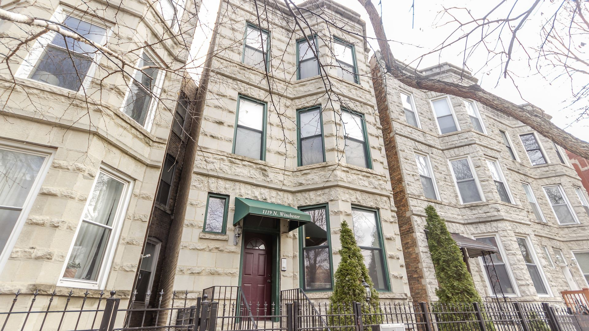 1119 N Winchester Avenue #1, Chicago, IL 60622 - #: 10671377