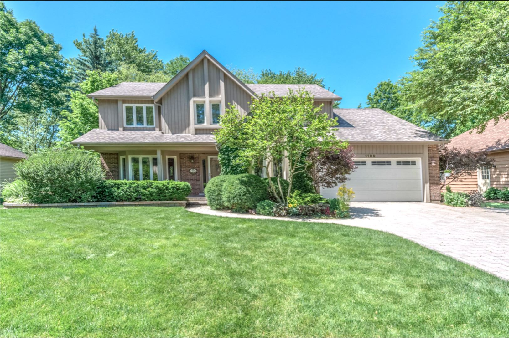1109 Johnson Drive, Naperville, IL 60540 - #: 10744377