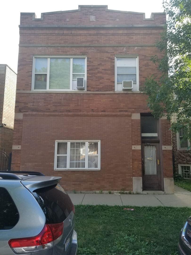 2204 N LAWNDALE Avenue, Chicago, IL 60647 - #: 10794377