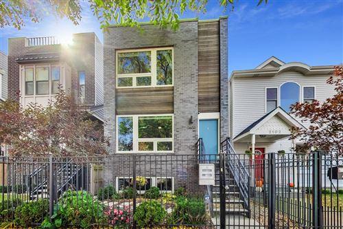 Photo of 2100 N Bingham Street N, Chicago, IL 60647 (MLS # 11015378)