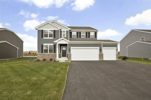 Photo of 544 Colchester Drive, Oswego, IL 60543 (MLS # 10634379)