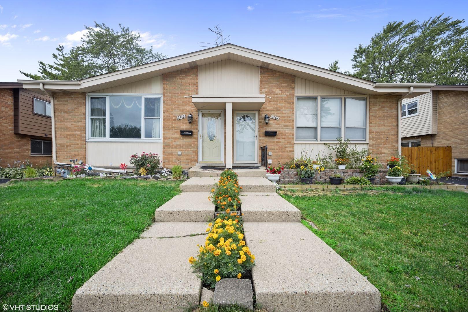 9338 N Parkside Avenue, Des Plaines, IL 60016 - #: 10797379