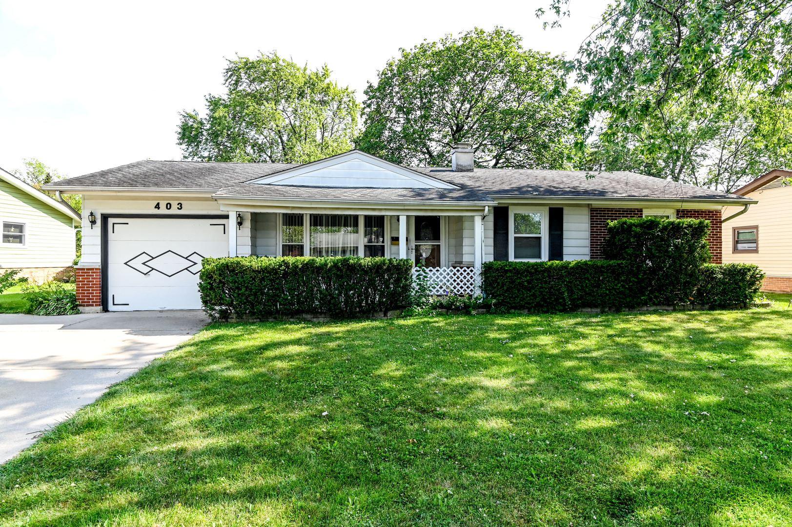 403 Birchwood Avenue, Elk Grove Village, IL 60007 - #: 11165379
