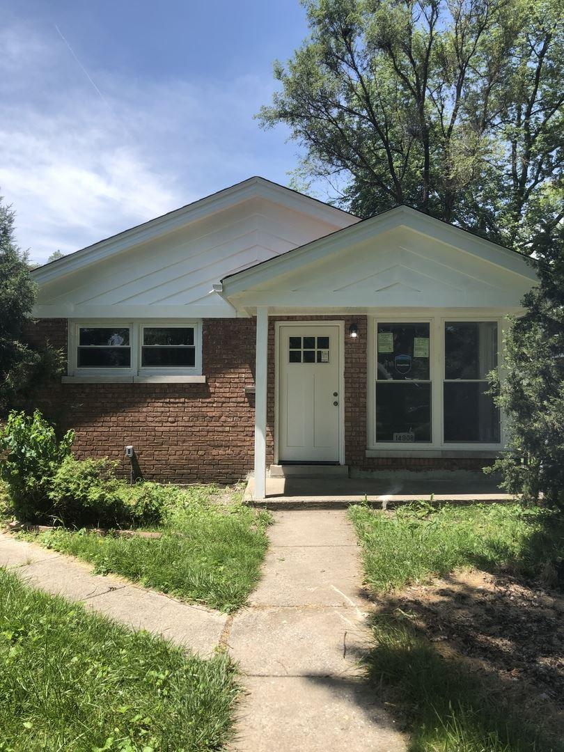 14908 Irving Avenue, Dolton, IL 60419 - #: 10446380