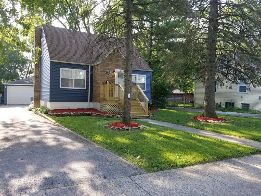 14951 Perry Avenue, South Holland, IL 60473 - #: 10813380