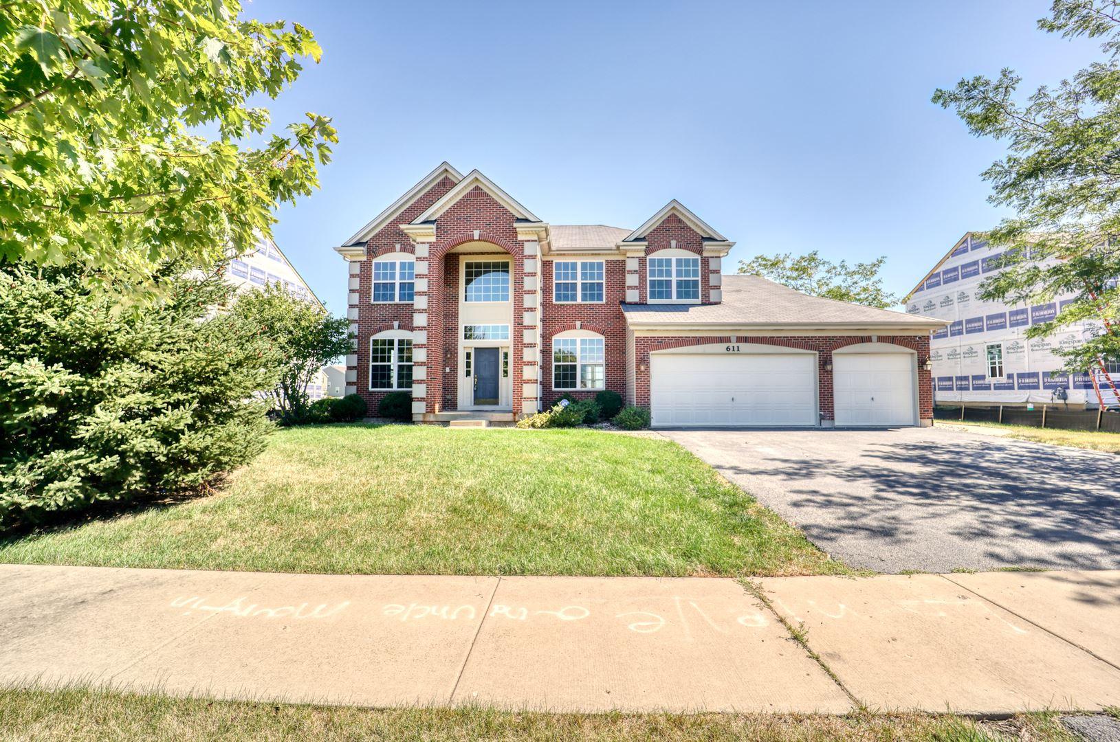 611 Ironwood Avenue, Oswego, IL 60543 - #: 11210380