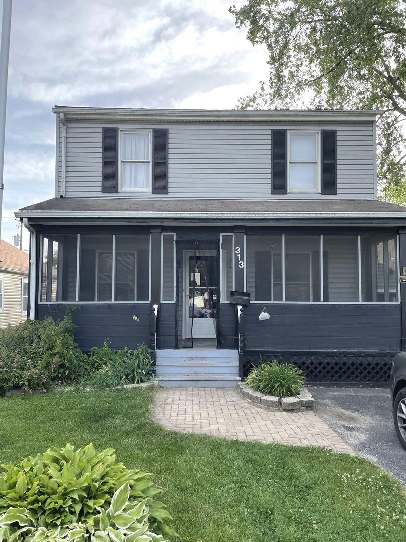 313 BARR ELMS Avenue, Joliet, IL 60433 - #: 11219380