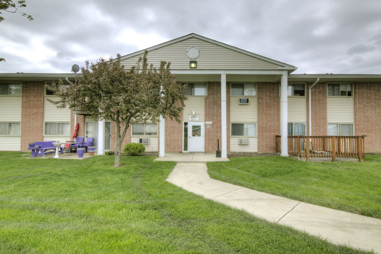 1577 Jill Court #201, Glendale Heights, IL 60139 - #: 10724381