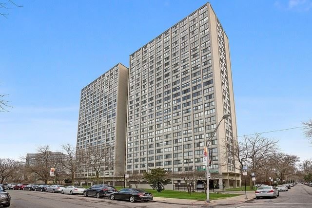 4800 S Lake Park Avenue #1109, Chicago, IL 60615 - #: 10776381