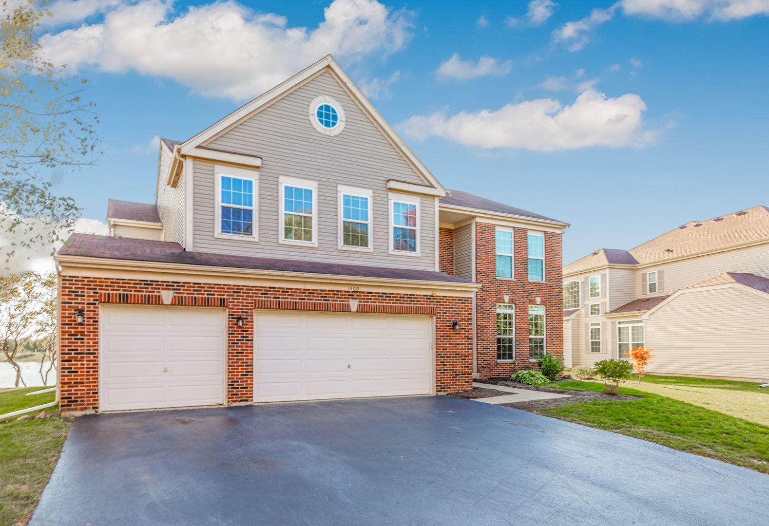 Photo of 1409 Aster Lane, Bolingbrook, IL 60490 (MLS # 10898381)