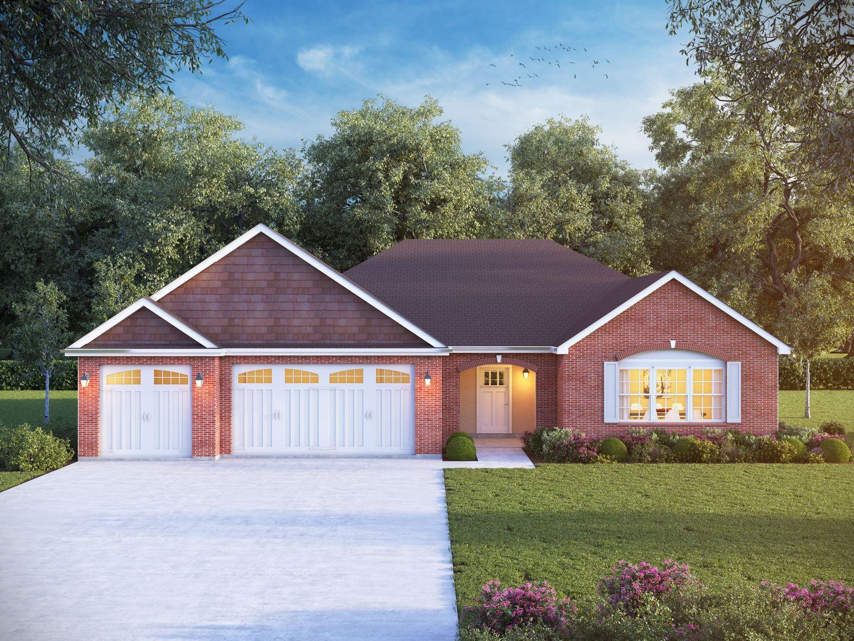Photo of 1612 Moran Drive, Shorewood, IL 60404 (MLS # 10971381)