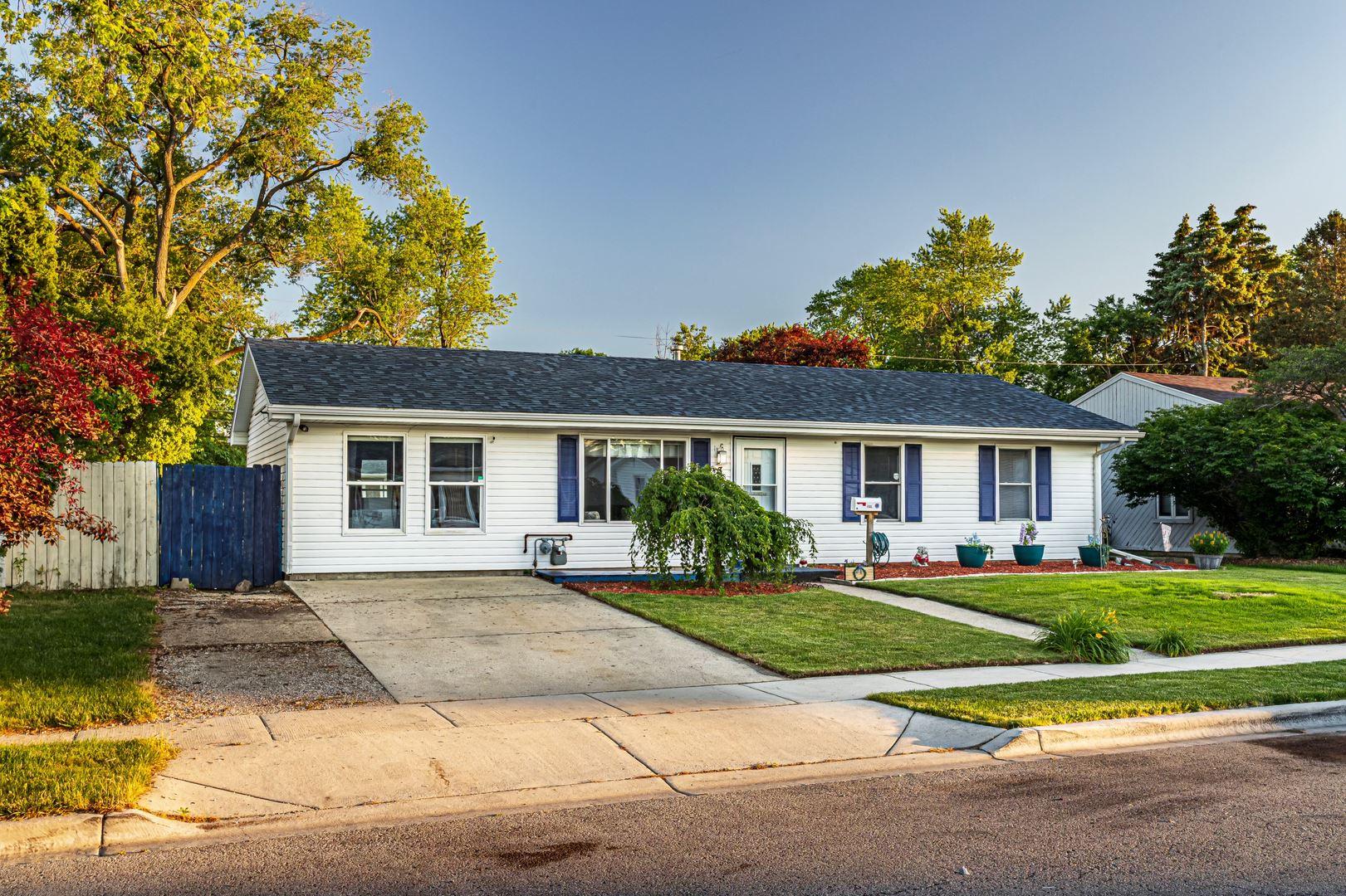Photo of 3 Concord Avenue, Romeoville, IL 60446 (MLS # 11123381)