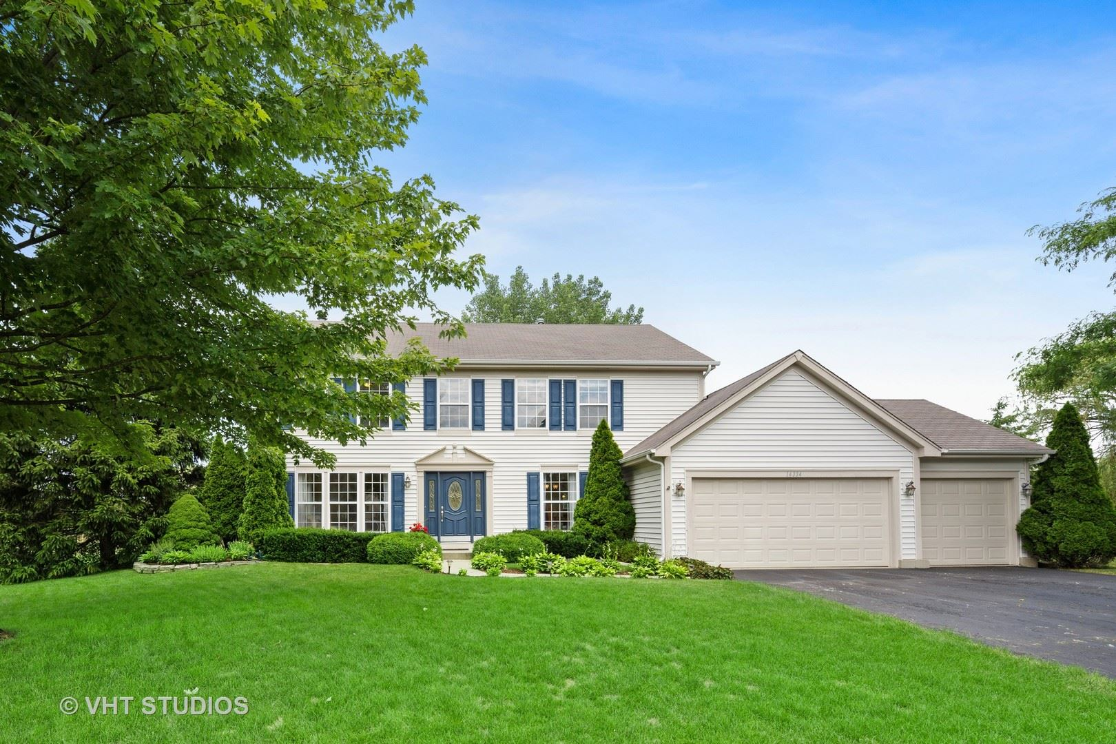 14334 Spring Meadow Court, Libertyville, IL 60048 - #: 10747382