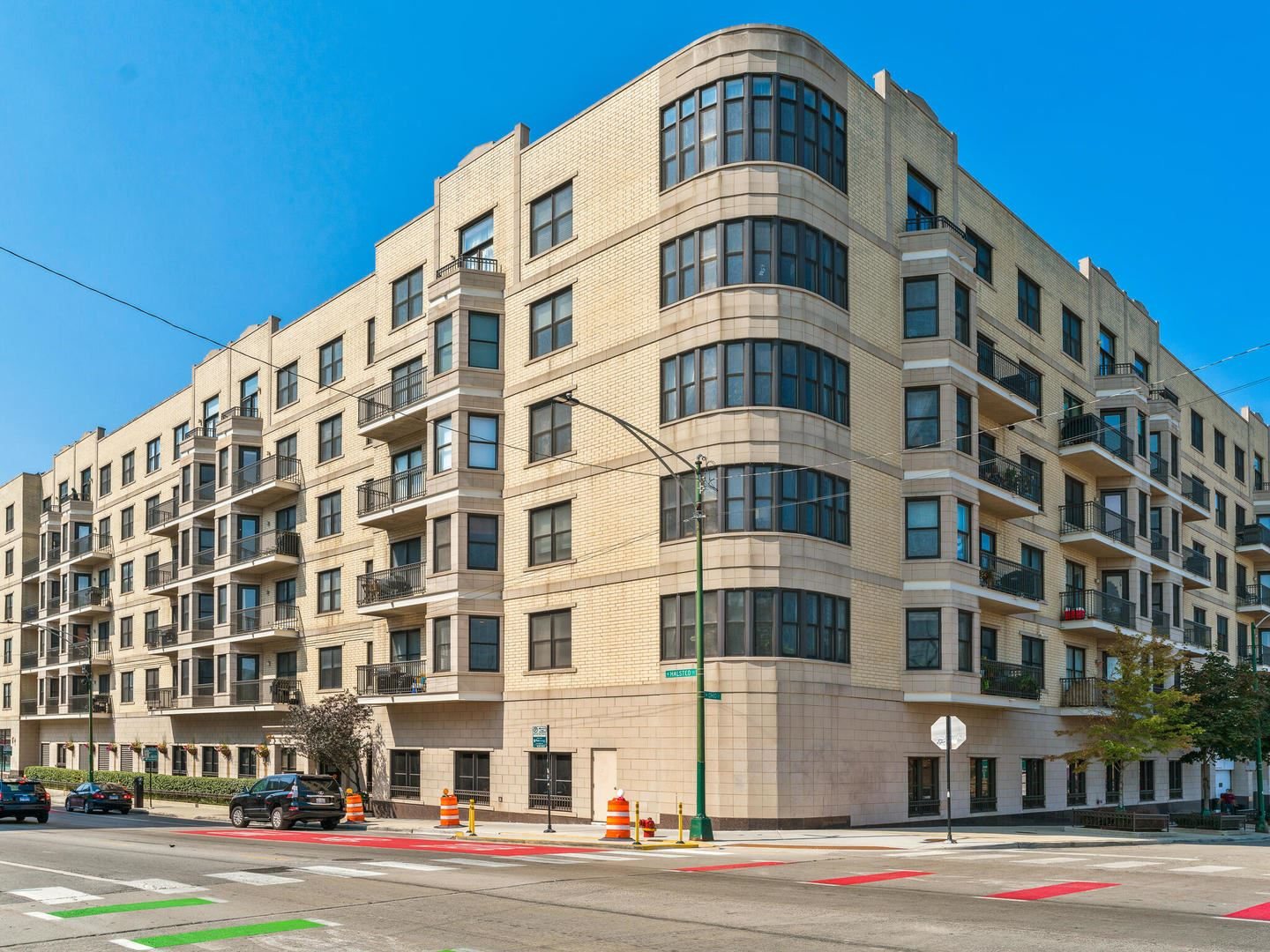 520 N HALSTED Street #516, Chicago, IL 60642 - #: 11237382
