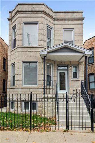 Photo of 2432 N California Avenue, Chicago, IL 60647 (MLS # 10852384)