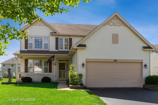 184 Wedgeport Circle, Romeoville, IL 60446 - #: 10391384