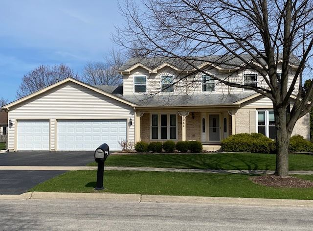 654 David Lane, Carol Stream, IL 60188 - #: 10693384