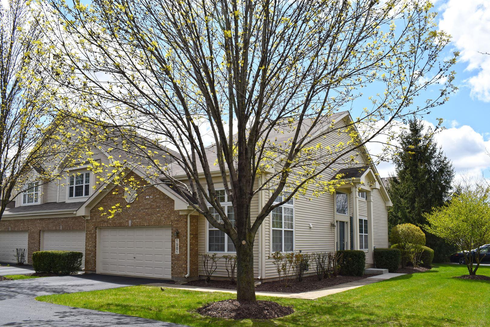 1981 Fountain Grass Circle, Bartlett, IL 60103 - #: 10711384