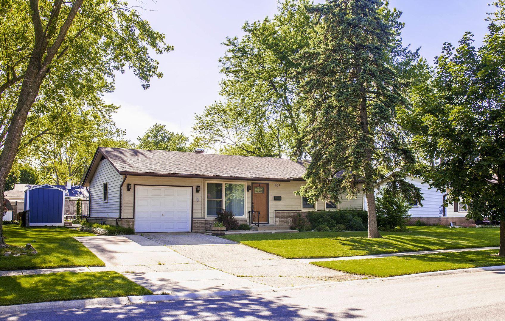 1082 CARSWELL Avenue, Elk Grove Village, IL 60007 - #: 10743384