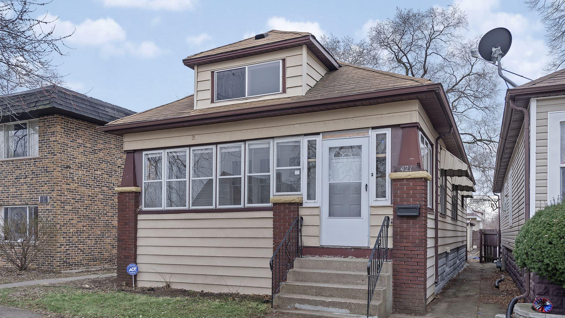 421 Garfield Avenue, Calumet City, IL 60409 - #: 10669385