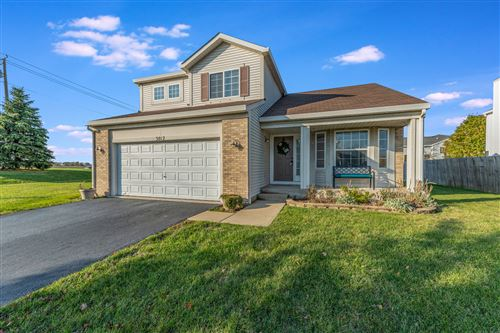 Photo of 3012 Reflection Drive, Plainfield, IL 60586 (MLS # 10915386)