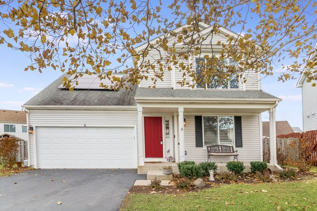 8 ANNANDALE Court, Lake in the Hills, IL 60156 - #: 10616386