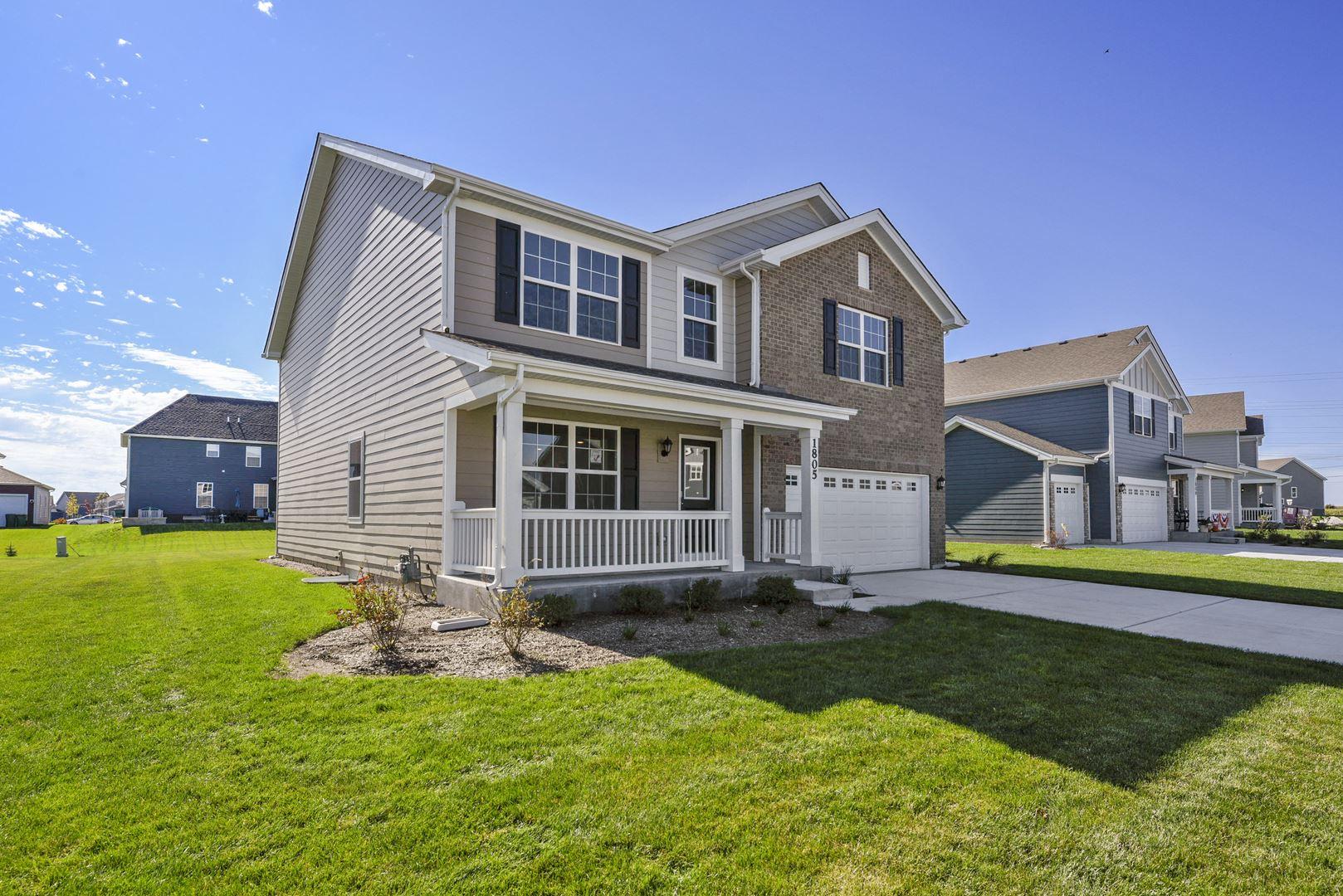 Photo of 1828 Peyton Terrace, Shorewood, IL 60404 (MLS # 11035386)