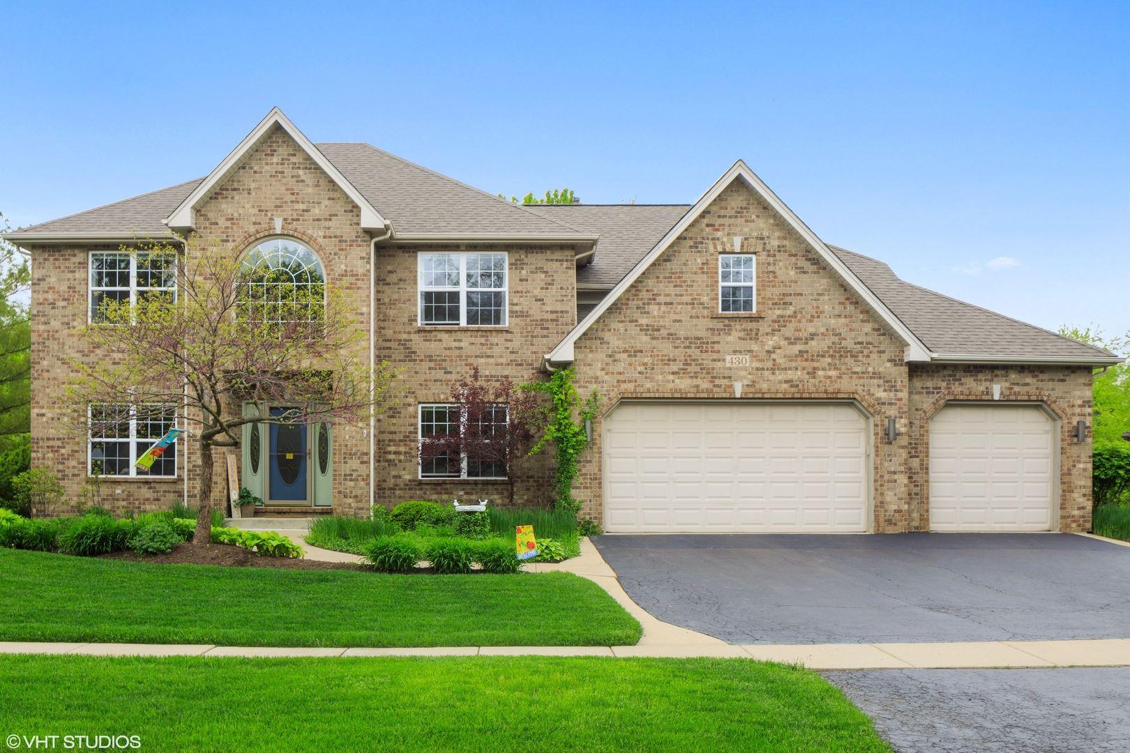Photo of 430 Bayberry Drive, Oswego, IL 60543 (MLS # 10813387)