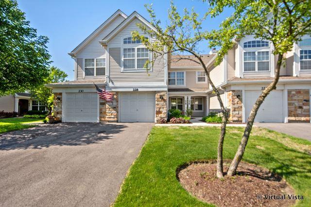 228 Concord Lane #228, Carol Stream, IL 60188 - #: 10736388