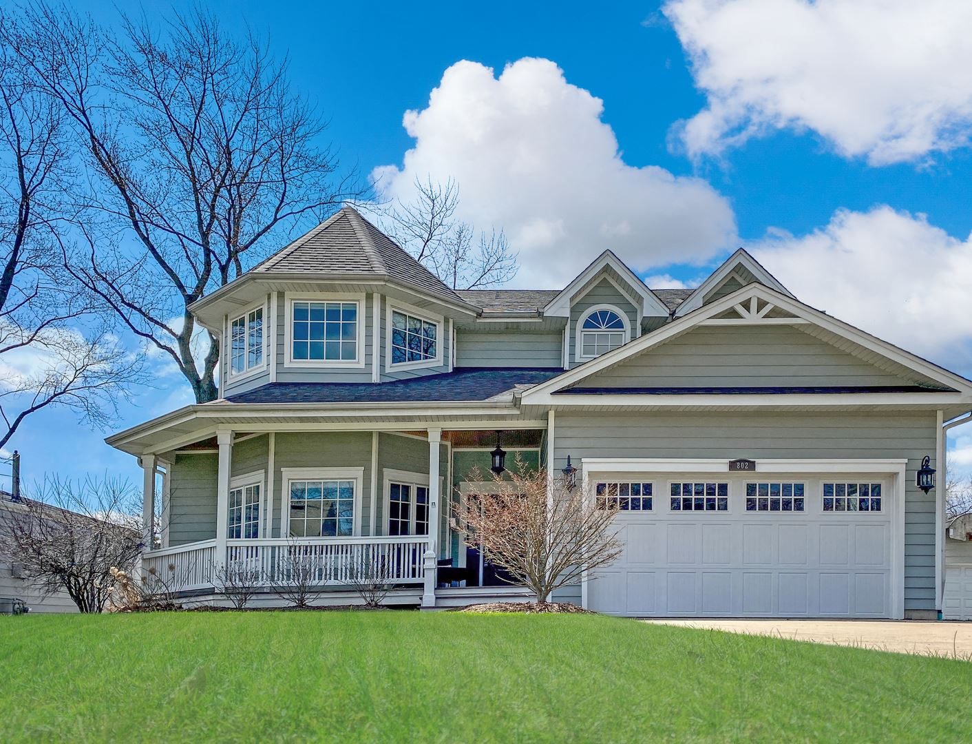 802 E EVERGREEN Street, Wheaton, IL 60187 - #: 10763389