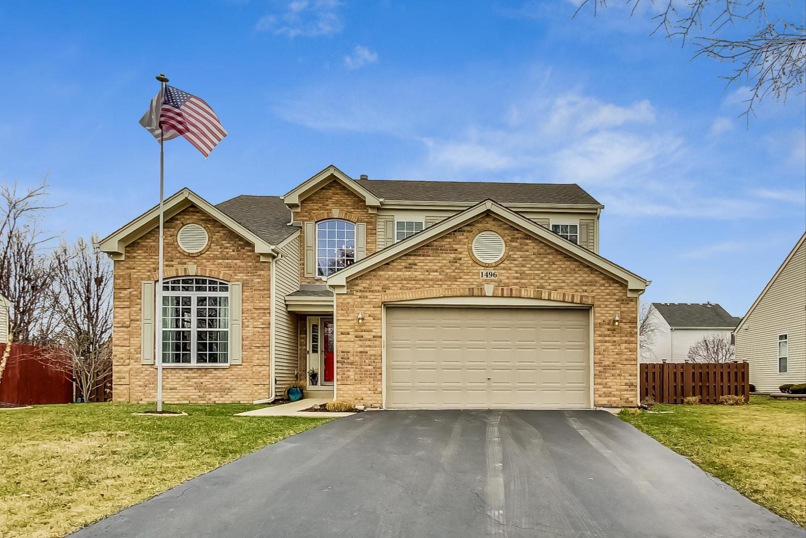 Photo of 1496 Misty Lane, Bolingbrook, IL 60490 (MLS # 11038389)