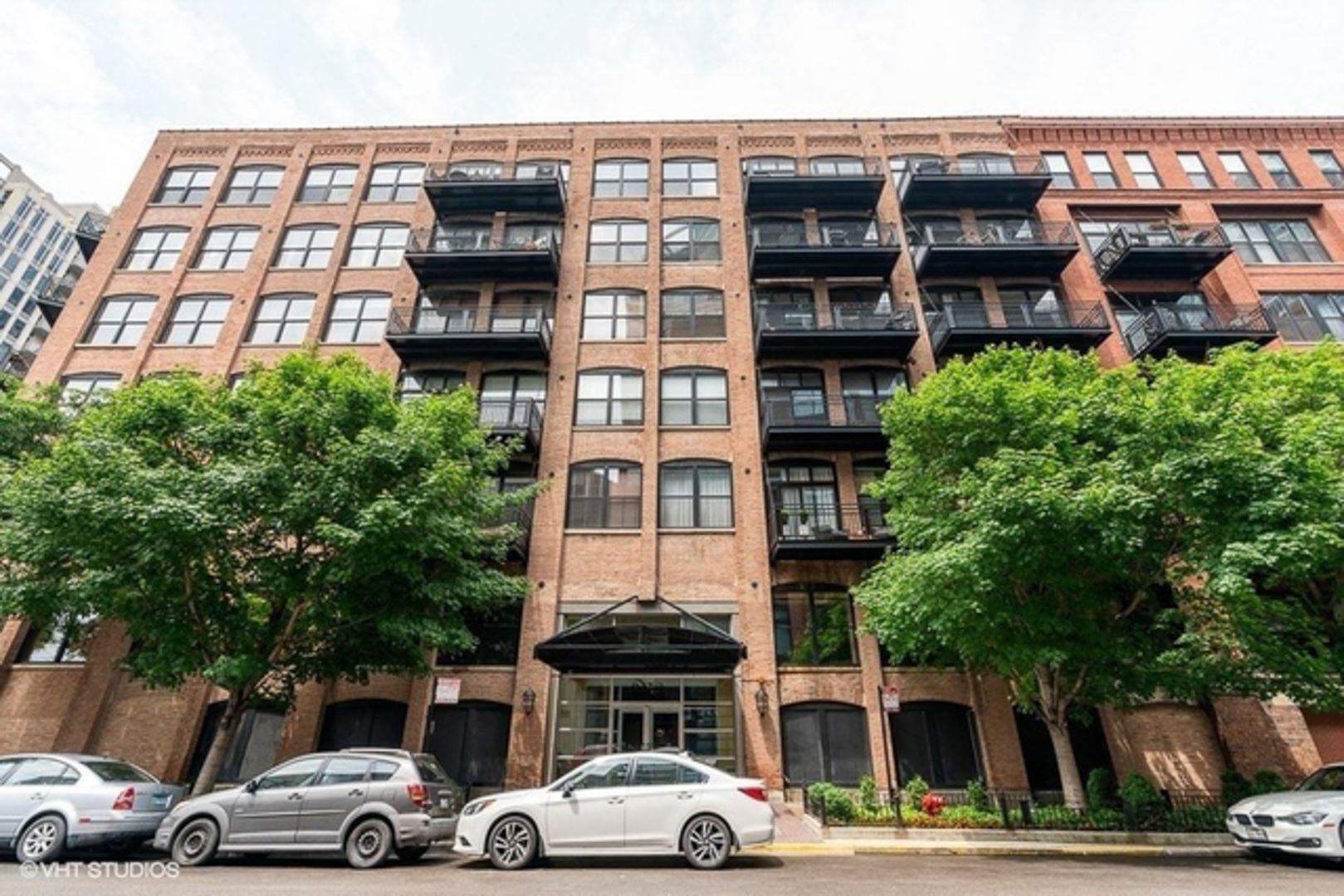 520 W Huron Street #116, Chicago, IL 60654 - #: 11178389