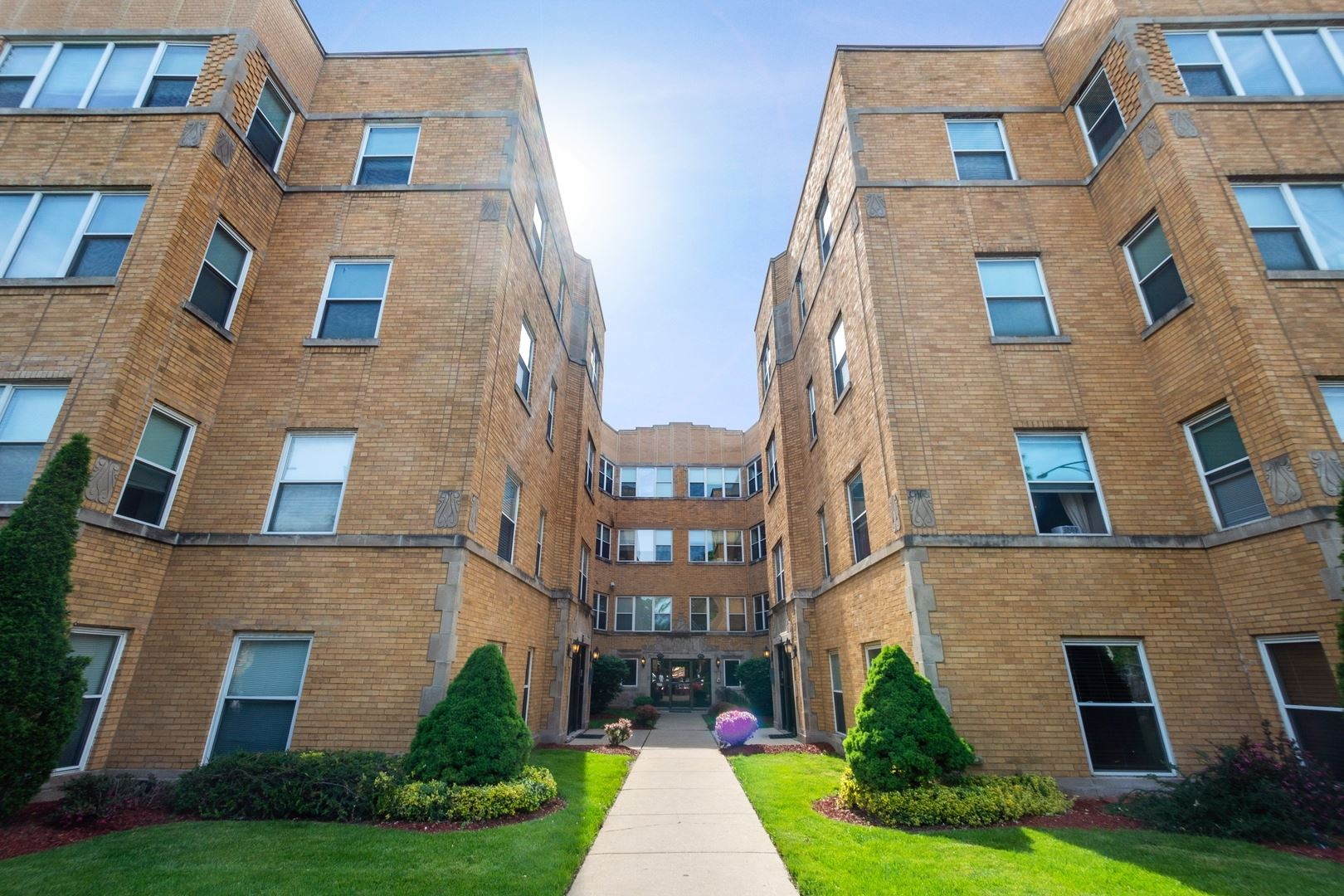 4948 N Kimball Avenue #3W, Chicago, IL 60625 - #: 10799390