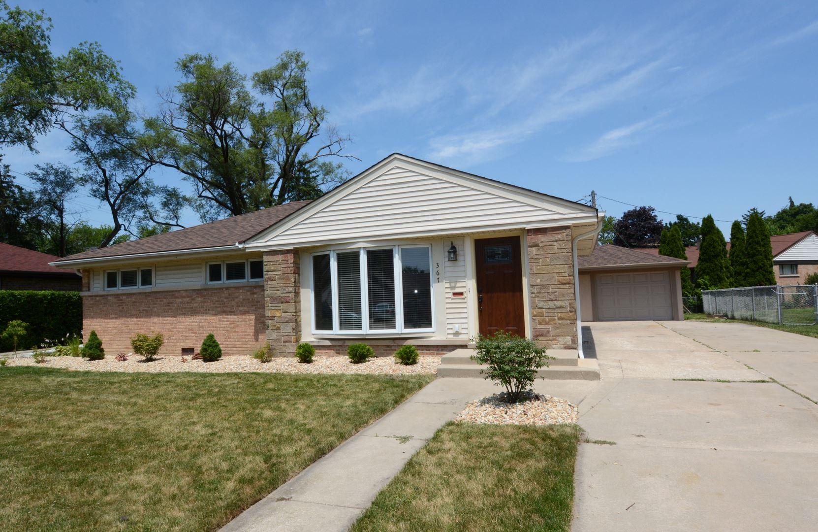 367 W Fremont Avenue, Elmhurst, IL 60126 - #: 11203390
