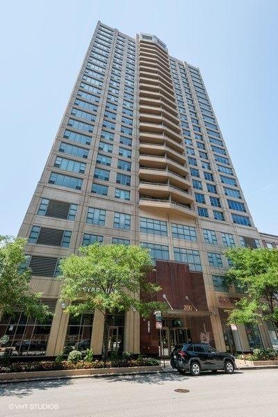 200 N JEFFERSON Street #1808, Chicago, IL 60661 - MLS#: 11212390