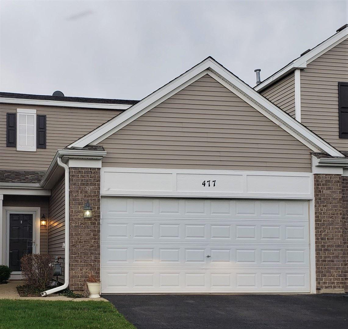 Photo of 477 Brookside Drive, Oswego, IL 60543 (MLS # 11043391)