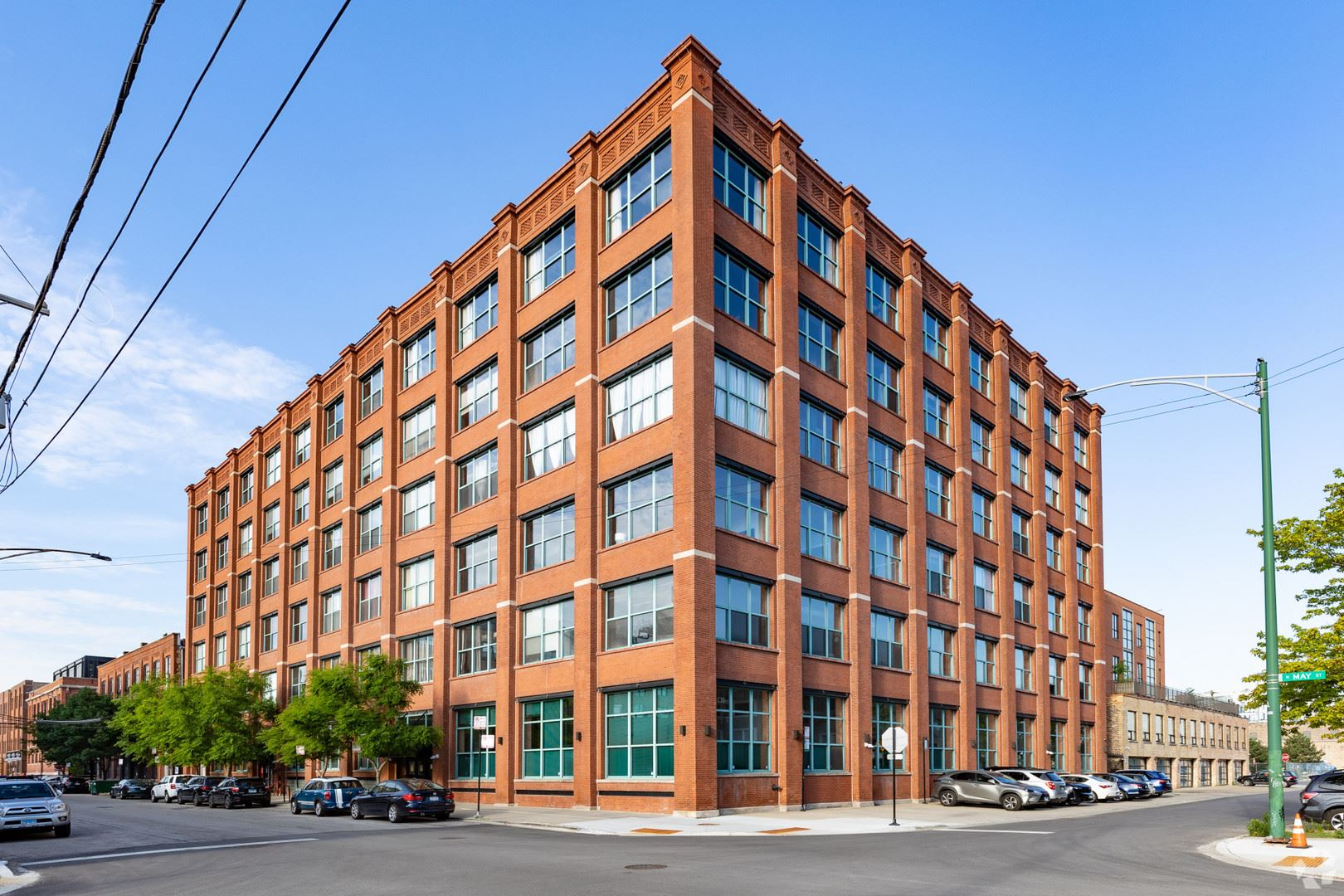 312 N May Street #4AB, Chicago, IL 60607 - #: 11236391