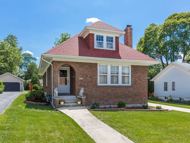 920 Childs Street, Wheaton, IL 60187 - #: 10451392