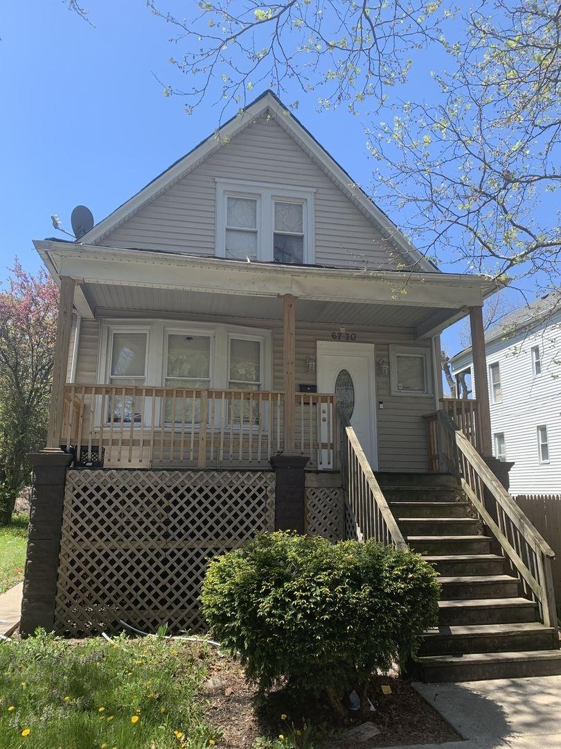 6730 S Elizabeth Street, Chicago, IL 60636 - #: 11100392