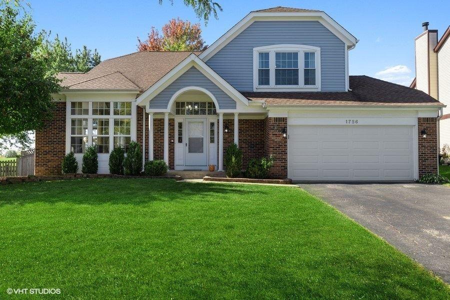 1756 Bradford Lane, Crystal Lake, IL 60014 - #: 11242393