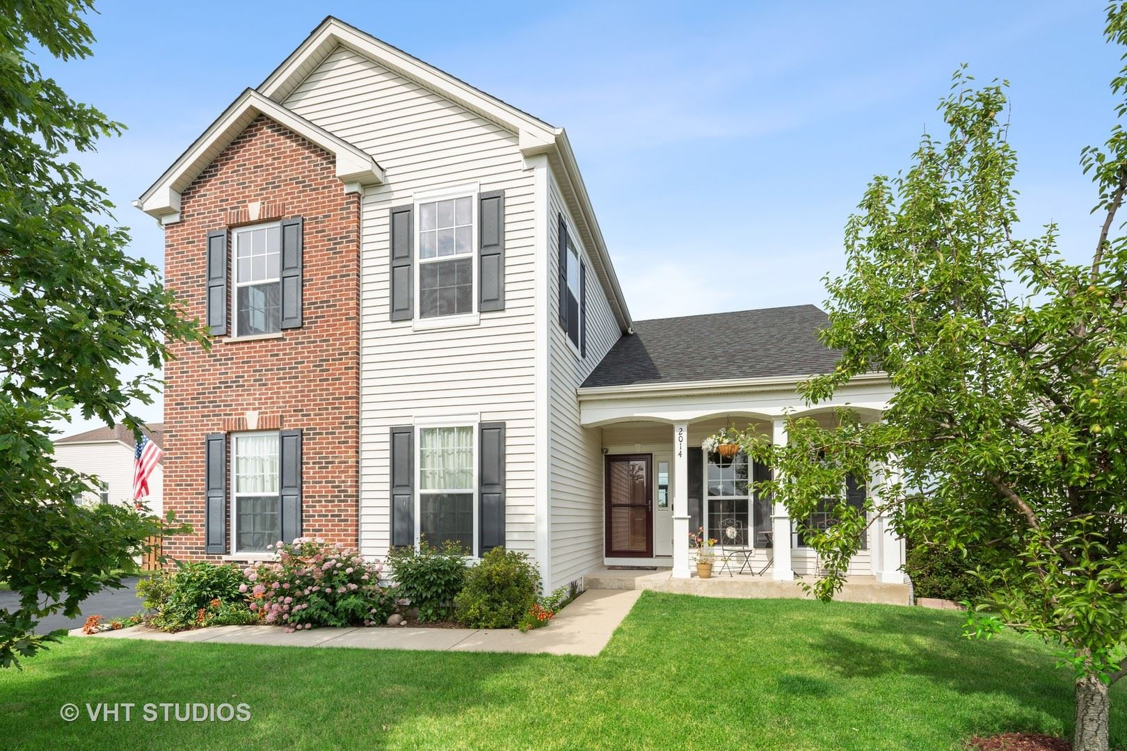 2014 Greenview Drive, Woodstock, IL 60098 - #: 10769395
