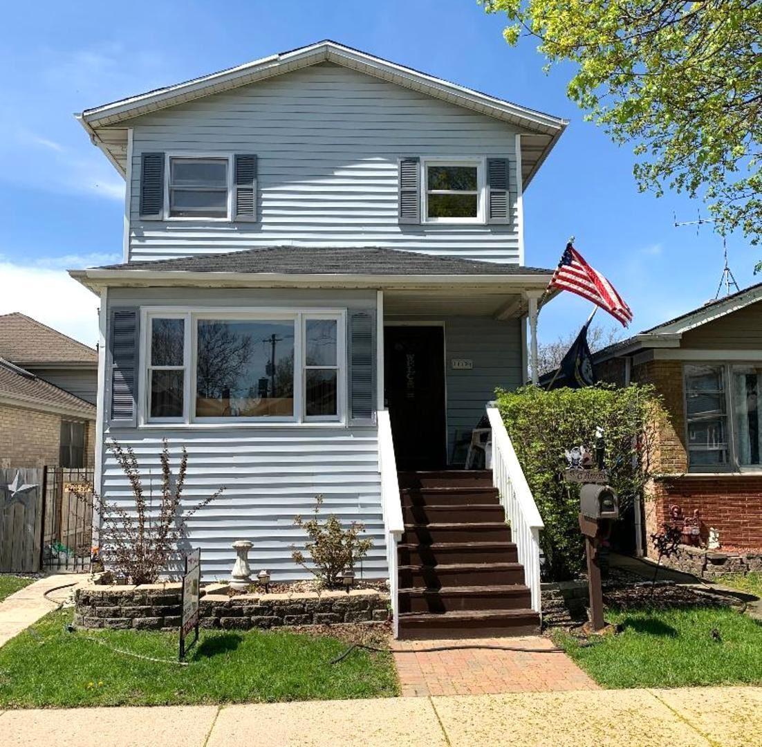 11130 S Saint Louis Avenue, Chicago, IL 60655 - #: 10695396