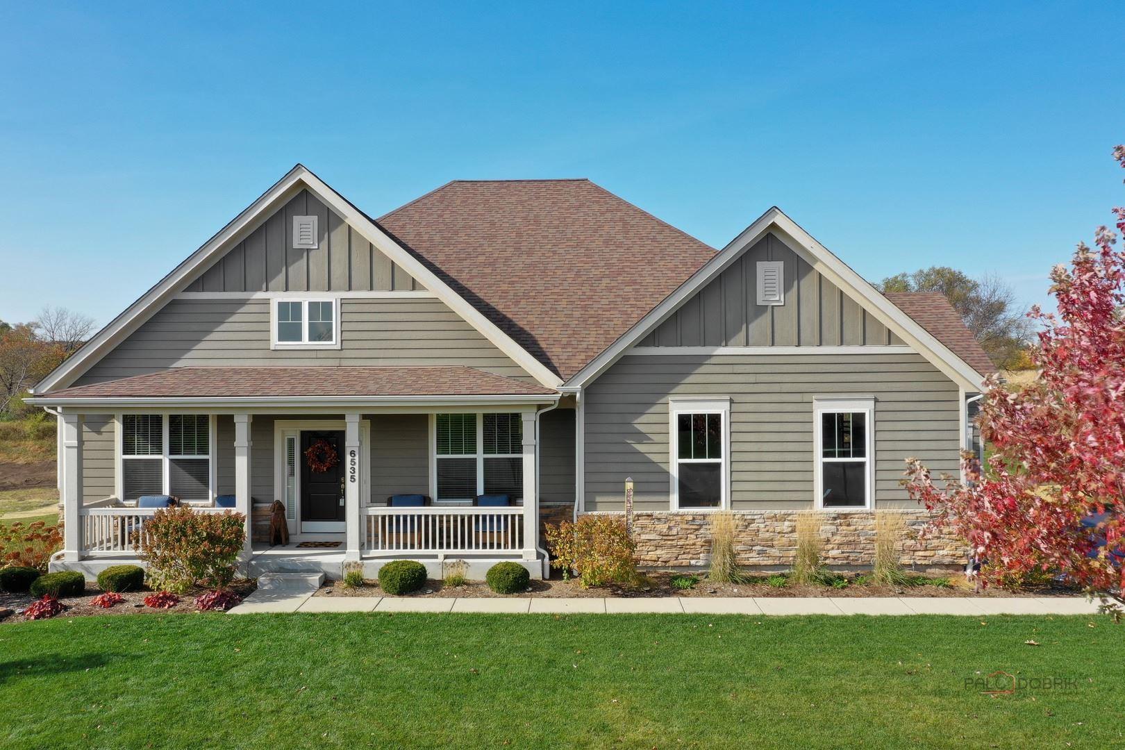 6535 Woodland Hills Drive, Lakewood, IL 60014 - #: 10912396