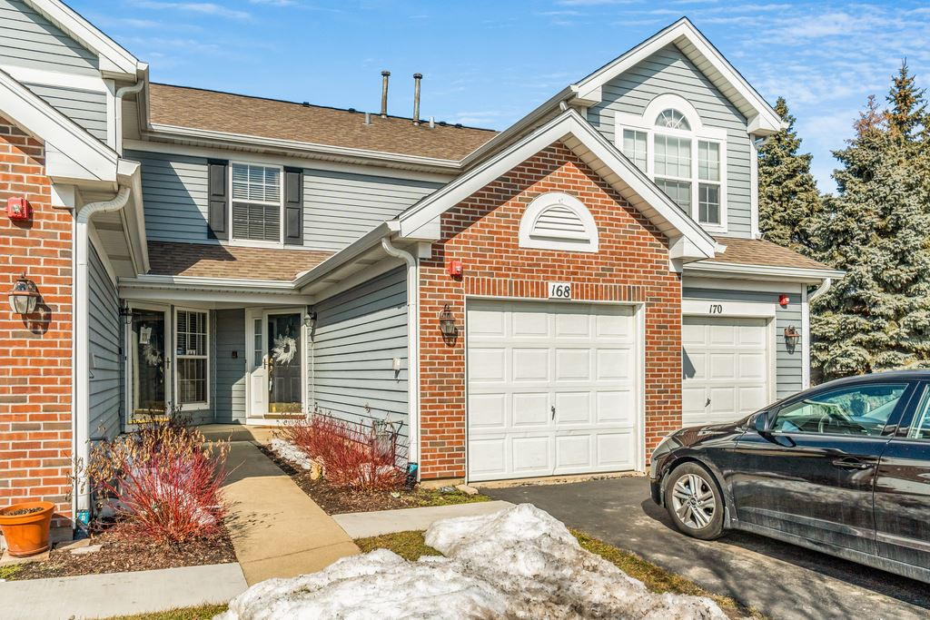 168 Bayberry Court #168, Glendale Heights, IL 60139 - #: 11008396