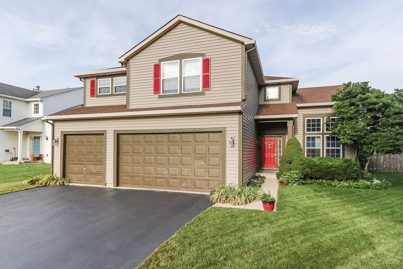 371 Winslow Way, Lake in the Hills, IL 60156 - #: 11117396
