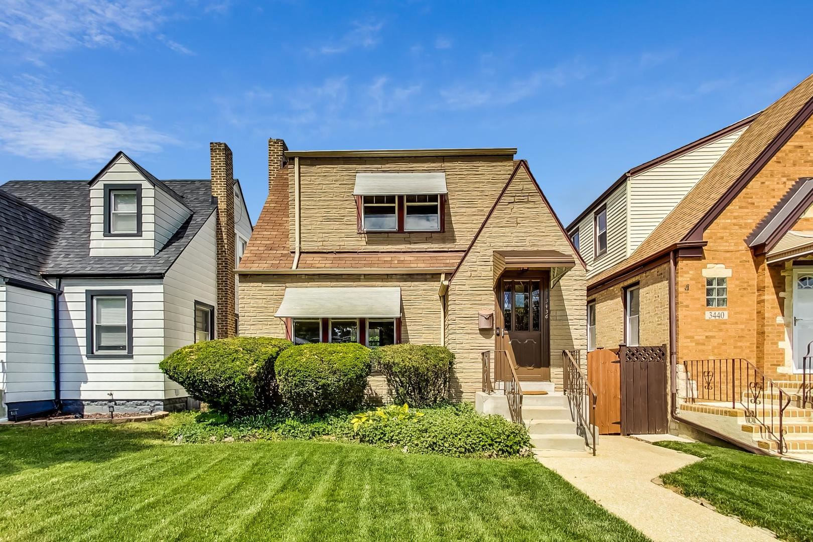 3436 N Oleander Avenue, Chicago, IL 60634 - #: 11137397