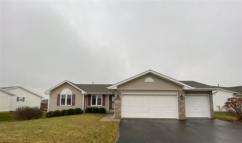 Photo of 182 PRAIRIE MOON Drive, Davis Junction, IL 61020 (MLS # 10590400)
