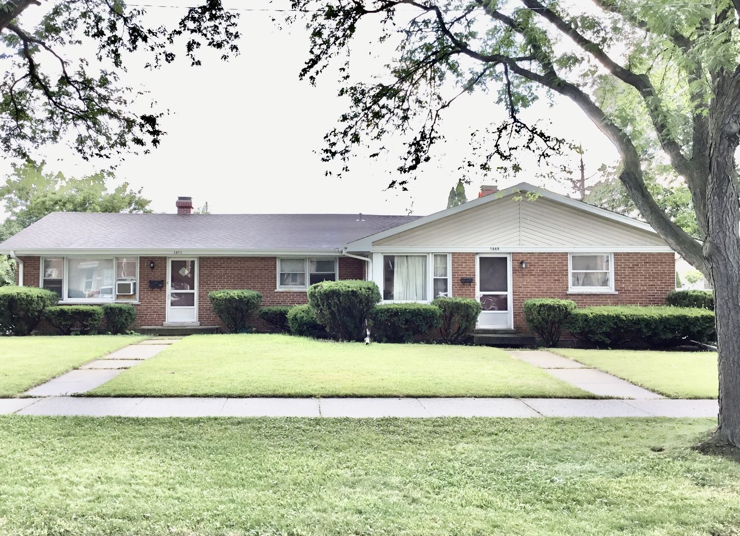 1669 Howard Avenue, Des Plaines, IL 60018 - #: 10806400