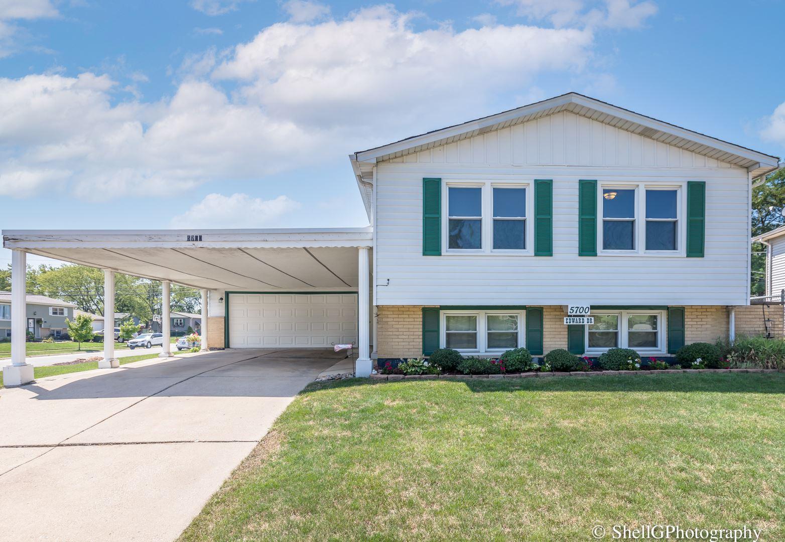 5700 Edward Drive, Oak Forest, IL 60452 - #: 11200400